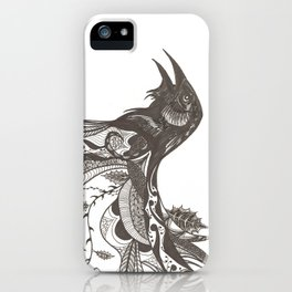 Forevermore iPhone Case