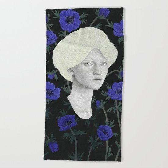 Anémona Beach Towel