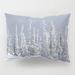 Winter season Pillow Sham