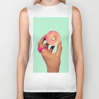 sprinkles Biker Tanks featuring Sprinkles  by acmocks