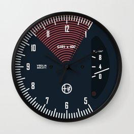 Alfa Romeo Tachometer Clock Wall Clock