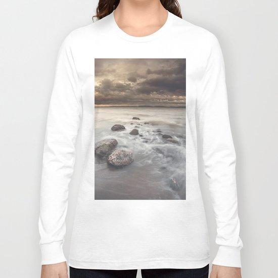 Distress signal Long Sleeve T-shirt