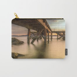 Down Below the Jetty Carry-All Pouch