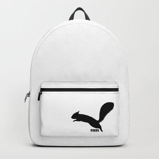 SQRL ™  // squirrel Backpack