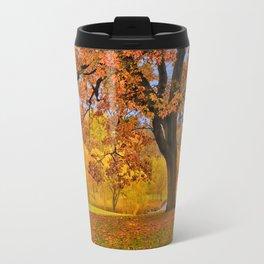 Fall at Larz Anderson Travel Mug