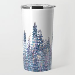 Lupine Love Travel Mug