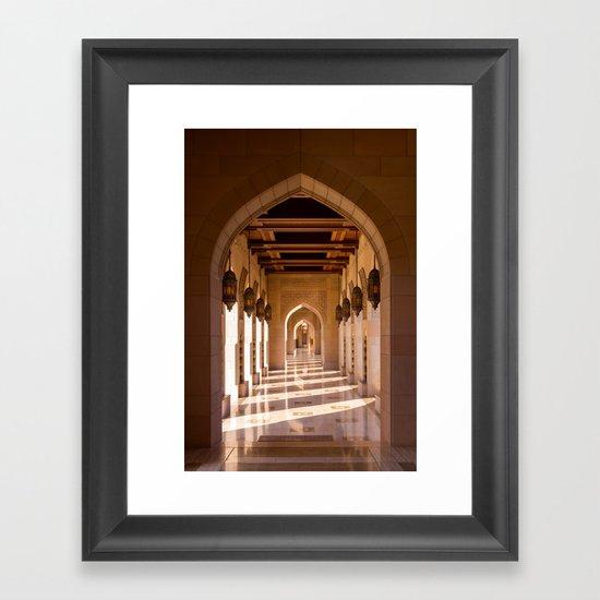 Sultan Qaboos Grand Mosque by davidjallaud