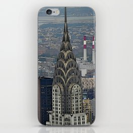 Miles of NYC iPhone Skin