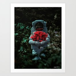 all i ever wanted was everything. Art Print
