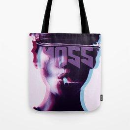 smokin'MOSS Tote Bag