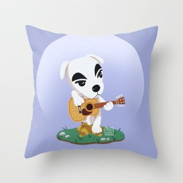 K.K. Slider Throw Pillow