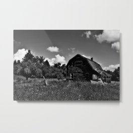 This Was Once Our Home Metal Print