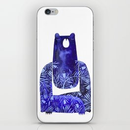 BlueBear iPhone Skin
