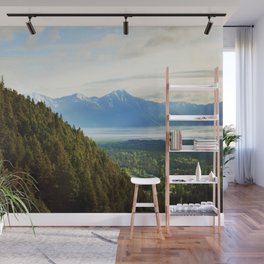 Alaskan Heights Wall Mural