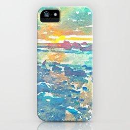 Lake Michigan iPhone Case