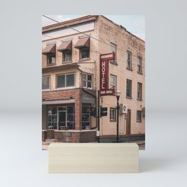 Exchange Hotel Mini Art Print