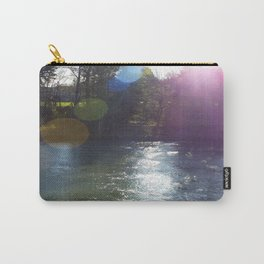 River Travel.  Carry-All Pouch