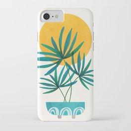 Little Palm + Sunshine iPhone Case