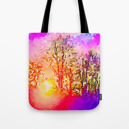 Dawn in Me Tote Bag