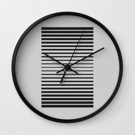 Pattern 20 Wall Clock