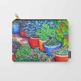 Down the Garden Path Carry-All Pouch