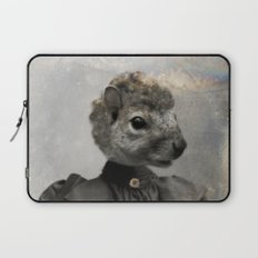 Miss Squirrel Laptop Sleeve