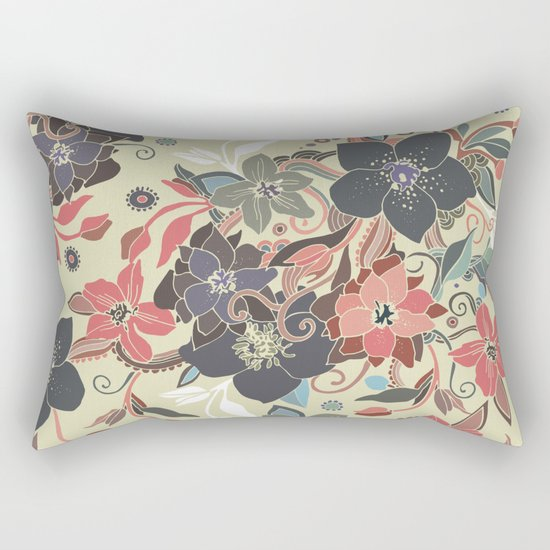 Hellaborus Rectangular Pillow