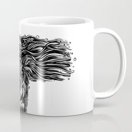 The Illustrated T Coffee Mug