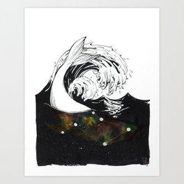Cetus Art Print