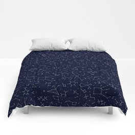 Chemicals and Constellations Comforters