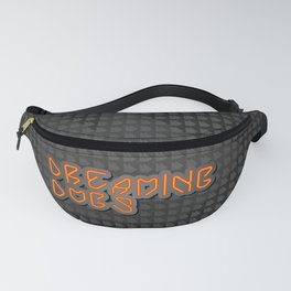 Dreaming Dogs . Logo Fanny Pack