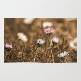 Spring meadow /Frühlingswiese Rug