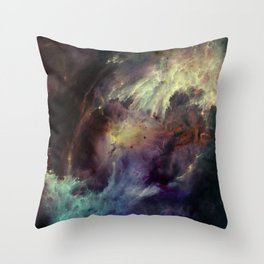 β Nihal Throw Pillow