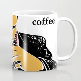 Life is too short for bad coffee (colour) Coffee Mug