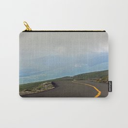 Road in the Clouds Carry-All Pouch