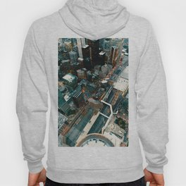 Aerial City View (Color) Hoody