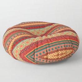 Tribal 10 Floor Pillow