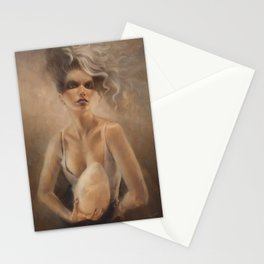 The Egg-lady Stationery Cards