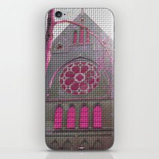 If god would be a DJ... iPhone & iPod Skin