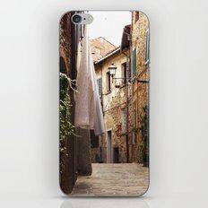 Lucignano iPhone & iPod Skin