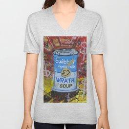 Wrath Soup Preserves Unisex V-Neck