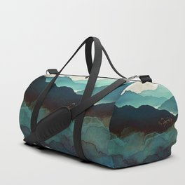 Indigo Mountains Duffle Bag