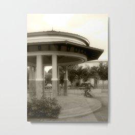 Plaza de Rincon # 2 Metal Print