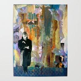 Hello Dalí Poster