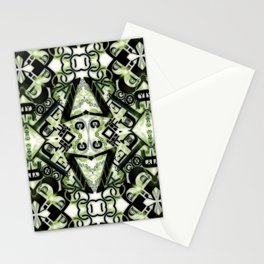 """ABC"" The Great Alphabet Pattern. Stationery Cards"