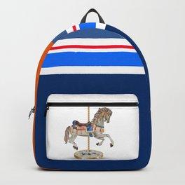 carousel horse Backpack