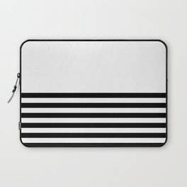 Half Stripes Laptop Sleeve