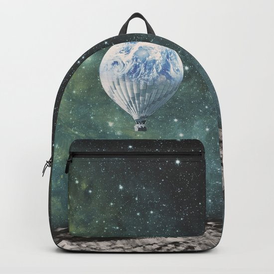 FLOATING THROUGH SPACE Backpack