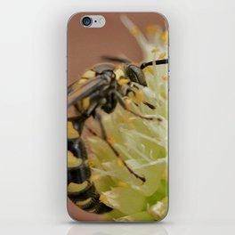 Dangerous florwers iPhone Skin