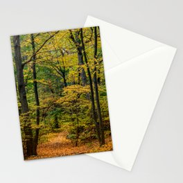 October Forest 3 Stationery Cards